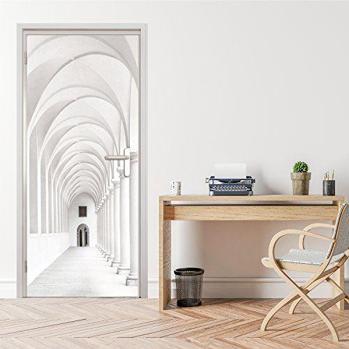 Papier peint pour porte - Couloir passage arcade - 92 x 2... https://www.amazon.fr/dp/B00W4P5DAG/ref=cm_sw_r_pi_dp_x_NTgdAb5WJ7HAD