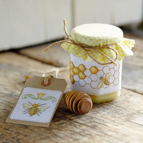 love these finished bees