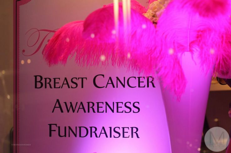 Fundraising events for breast cancer fantastic way!