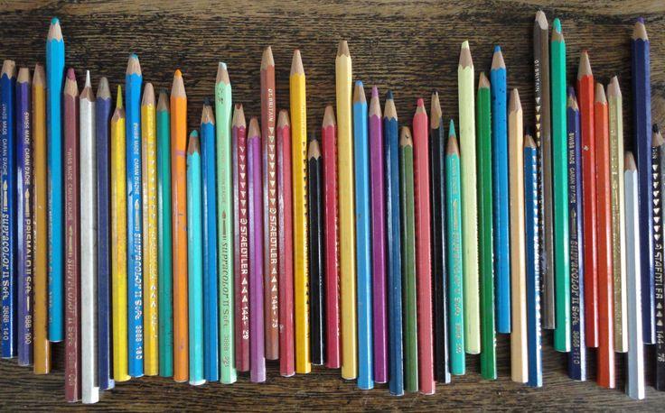pencils, pencils, pencils