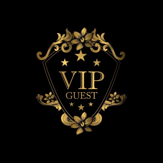 Vip Guest Luxury, Vip, Guest, Luxury PNG and Vector with