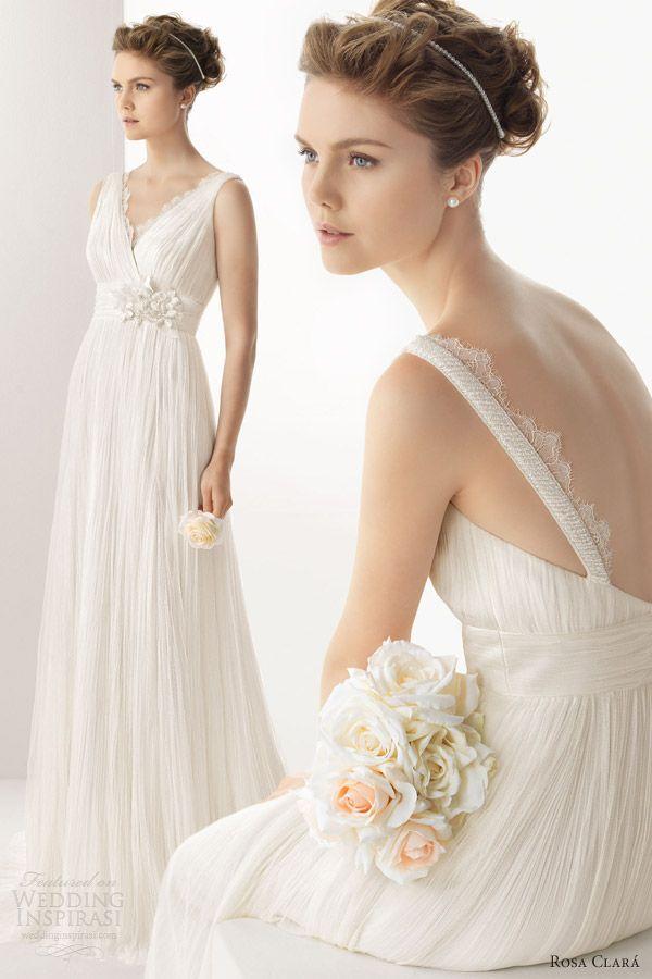Soft by Rosa Clará 2014 Wedding Dresses
