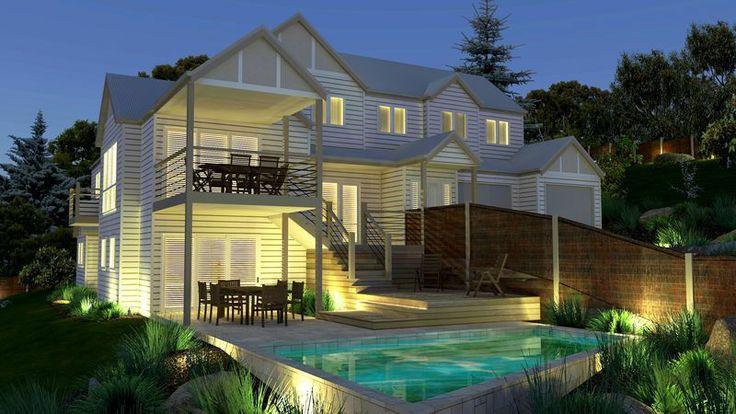 Storybook Floor Plans - Storybook Designer Kit Homes Australia