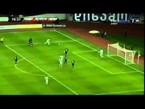 Dinamo Tbilisi 0-2 Steaua Bucuresti