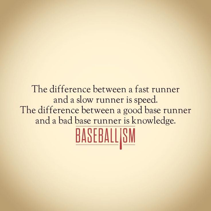 True story - you don't have to be the fastest... to get to first. #BaseballBoys