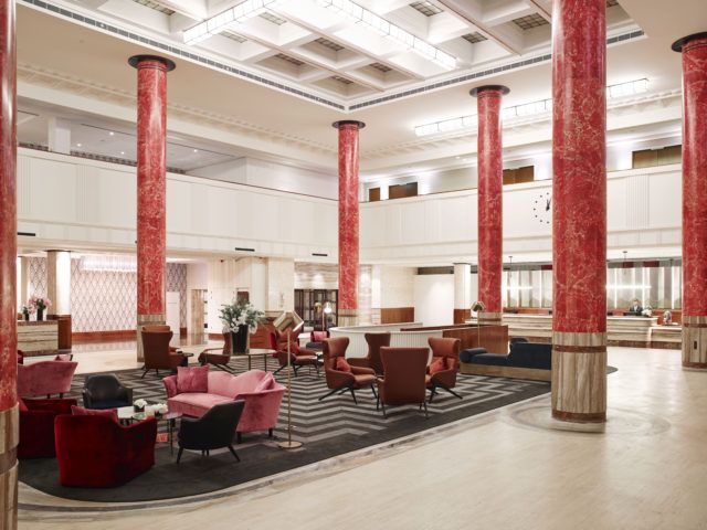 Primus Hotel Sydney - Lobby