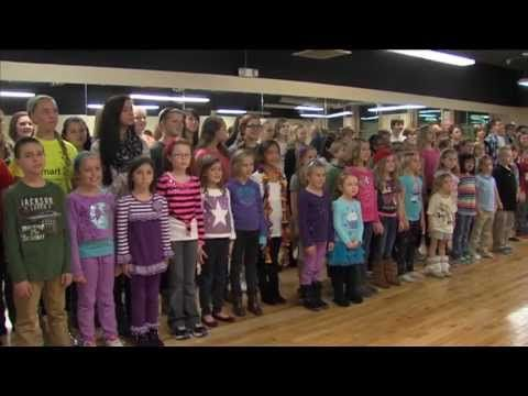 "Students at Marion's Community School of the Arts are learning to ""Give this Christmas Away"" with this year's Christmas musical.      For Crossroads on WIWU-TV  Produced by Emily Walker"
