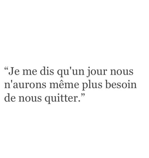 Image de french, quotes, and sad