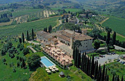 castello del nero hotel and spa - Tuscany