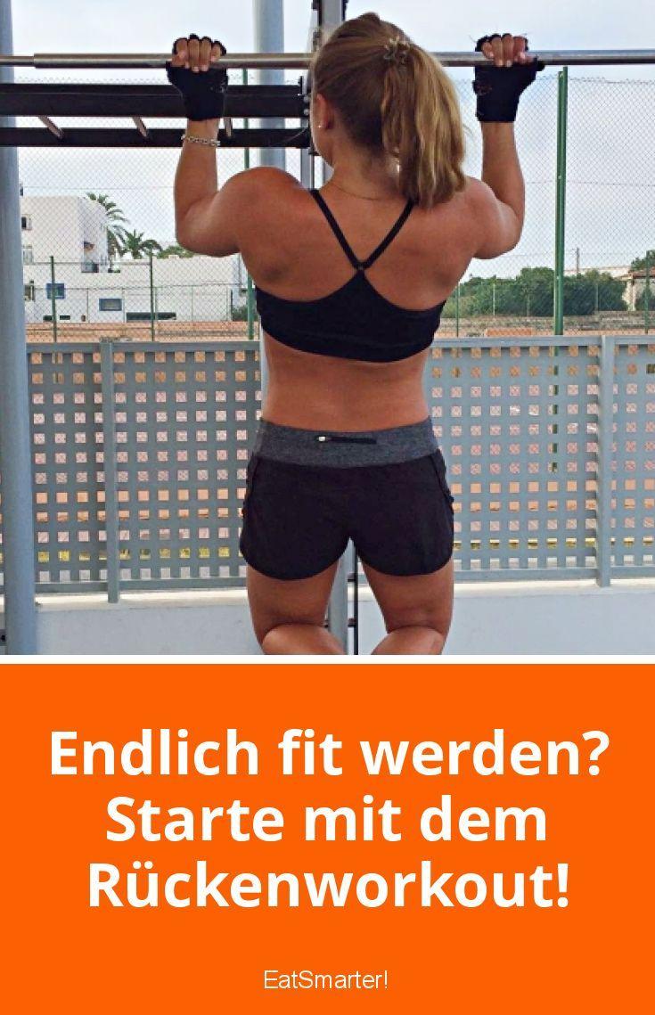 Teil 1: Das Training für einen starken Rücken   eatsmarter.de