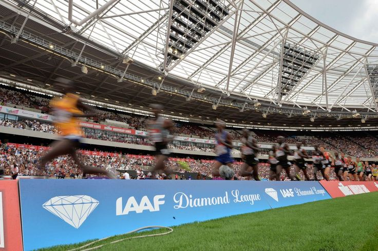 Diamond League Announces New Tournament Style Format