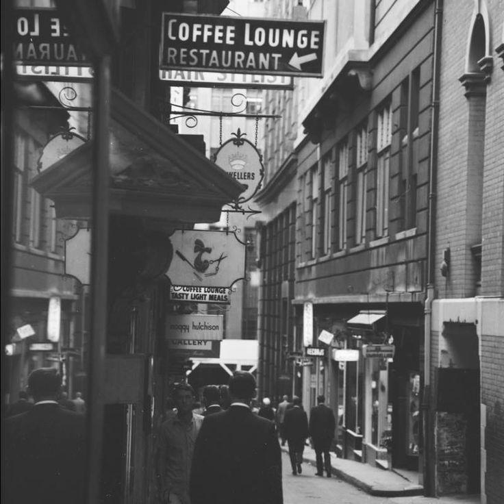 Rowe St ... 1965-1967