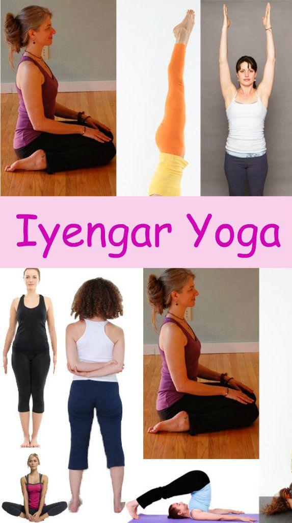 #IyengarYoga #Yoga
