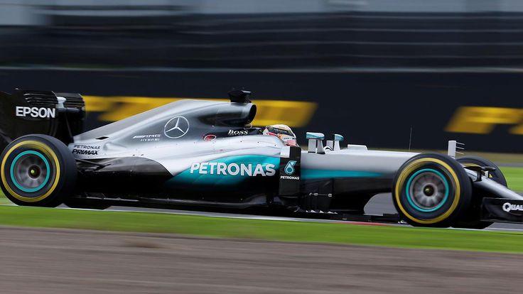 Großer Preis von Japan: Rosberg holt Pole-Position in Suzuka