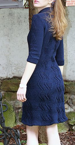Ravelry: worldknit's Bryn Mawr Dress