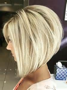 Stylish Inverted Bob Hairstyles with Bangs 2018 | Hairstylesco