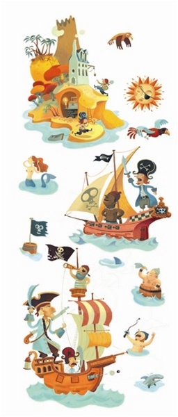 108 Best Decorate Party Pirate Decor Images On Pinterest