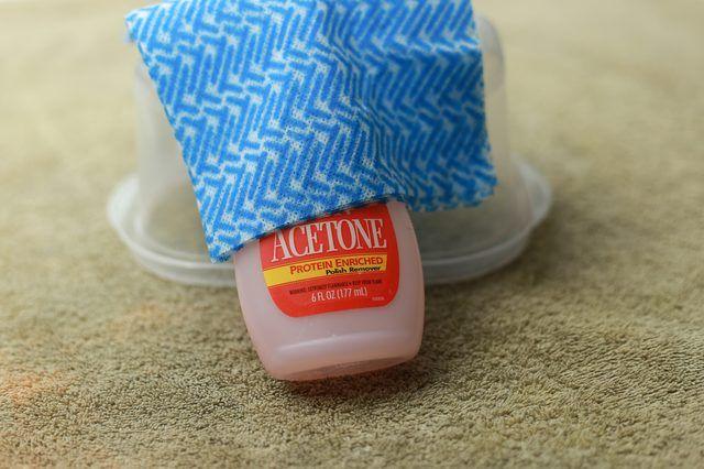 'How to Remove Super Glue Off Plastic...!' (via eHow)