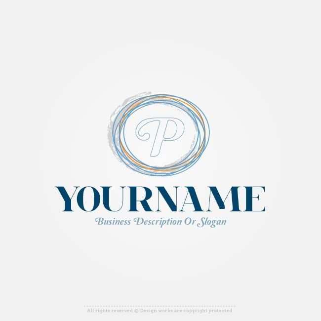 39 best free alphabet logos images on pinterest create a for Draw your own logo free online