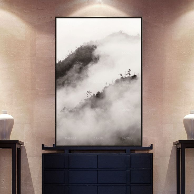 2.77$  Know more - Nordic Mountain Natural Abstract Wall Pictures Living Room Art Decoration Pictures Scandinavian Canvas Painting Prints No Frame   #magazineonlinewebsite
