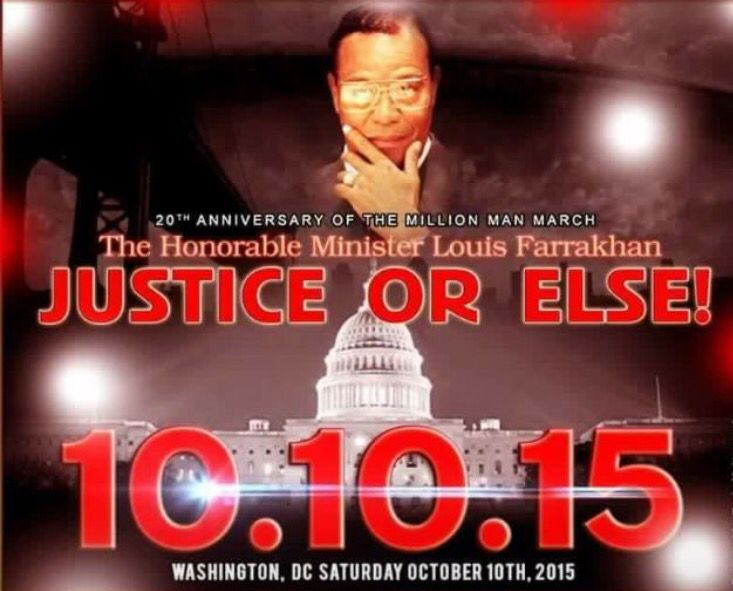 Million Man March Pt. 2
