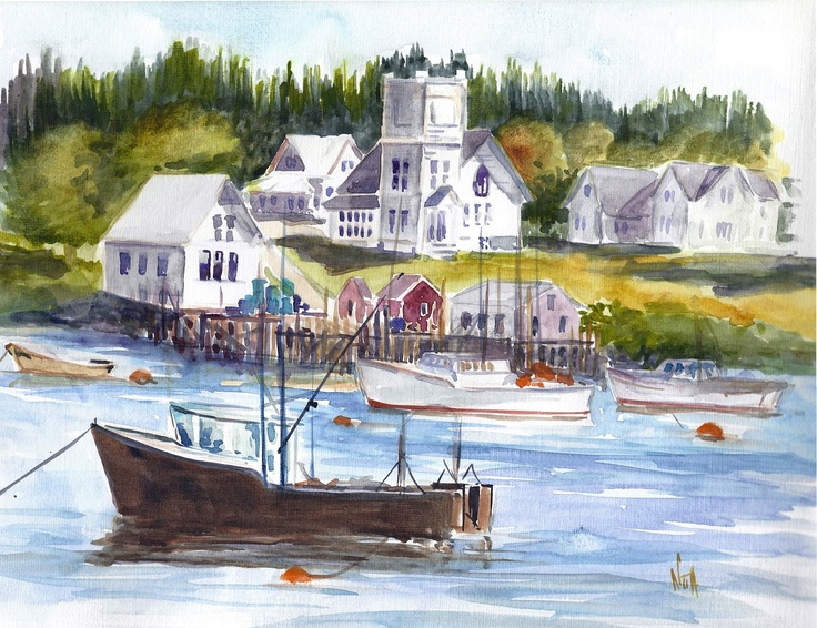 88 best maine lobster fishing images on pinterest for Lobster fishing in maine