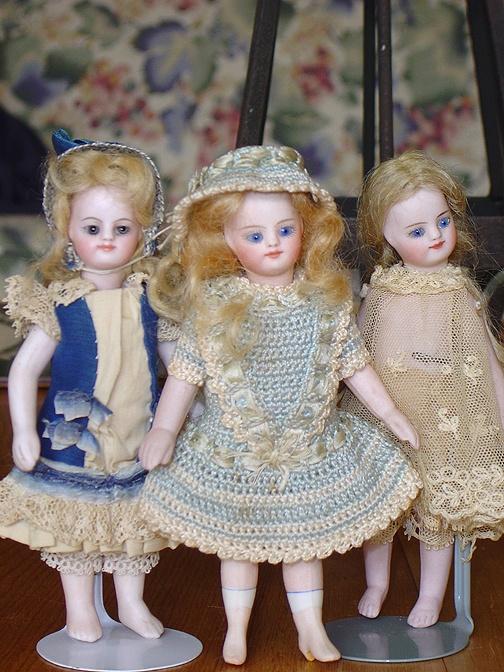 Mignonette trio (SV)