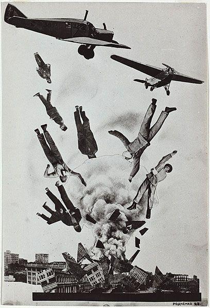 """""""Krisis,"""" by Aleksandr Rodchenko, 1923 No design gráfico dedicou-se a promoção de uma causa revolucionária. Uso da foto-montagem, layouts tipográficos de grande impacto. O termo arte construtivista foi introduzido pela primeira vez por Malevich para descrever o trabalho de Rodchenko em 1917."""