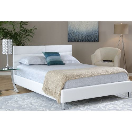 In Style Furnishings Moderna Platform Bed