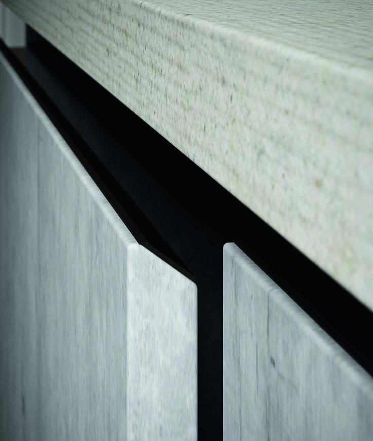 Con Faro e Quadro, è il mix di idee e forme geometriche a rendere unico ogni progetto
