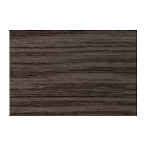 best tofta door bamboo pattern high gloss brown 23 5 8x15 thinking this pattern with the. Black Bedroom Furniture Sets. Home Design Ideas