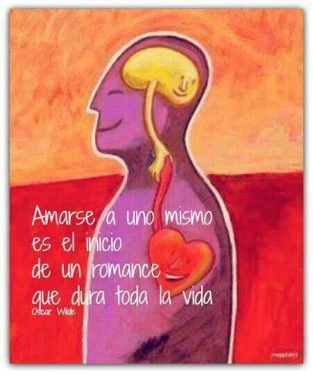 Amarse a uno mismo es el inicio de un romance que dura - Tirar un tabique uno mismo ...