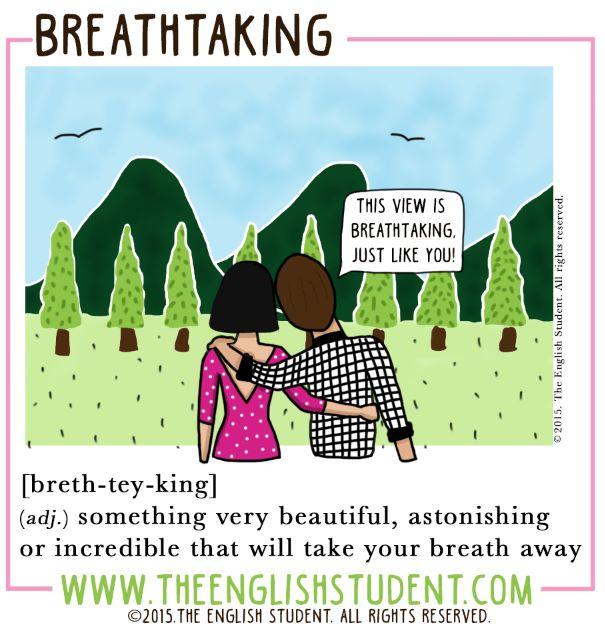 [BREATHE= respirare] [BREATH= respiro] [BREATHTAKING= mozzafiato/da togliere il fiato]  👉 VUOI IMPARARE L'INGLESE 🇬🇧in 4 SEMPLICI PASSI?  CON ME E' FACILE E GRATUITO CLICCANDO QUI: https://theenglishacademy.mykajabi.com/p/optin-lewm  #Englishsnippets #imparalingleseconmonica #learnenglishwithmonica #studyenglish #videolezioni #corsoprivatodiinglese #metododelle3S #3Smethod  @learnenglishwithmonica Impara l'inglese con Monica