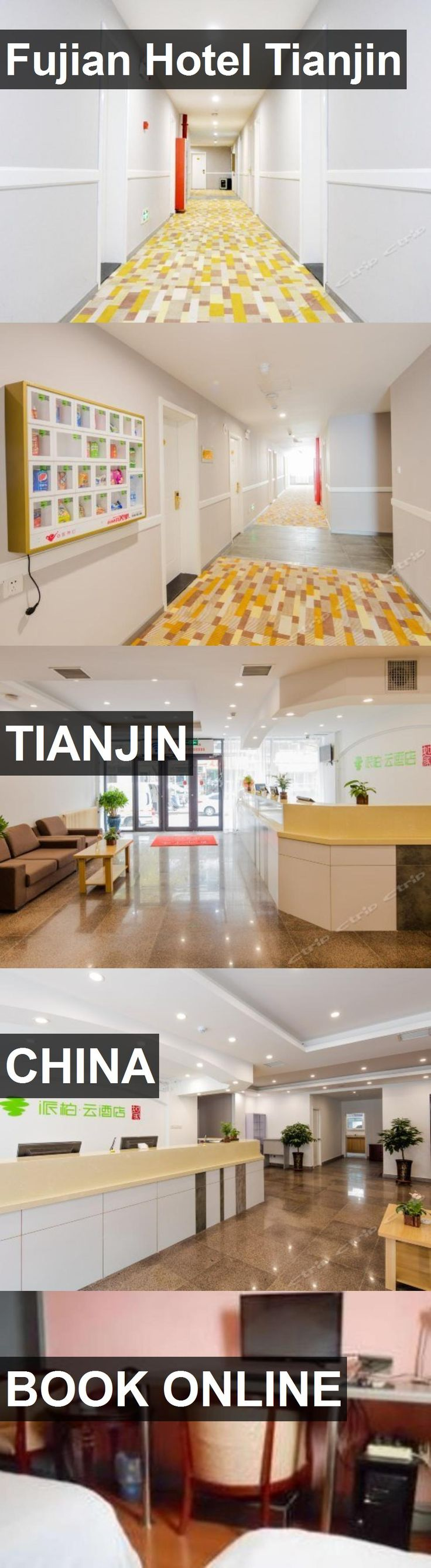 Fujian Hotel Tianjin in Tianjin, China. For more information, photos, reviews and best prices please follow the link. #China #Tianjin #travel #vacation #hotel