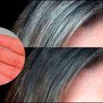 Σταματηστε το γκριζαρισμα των μαλλιων και την τριχοπτωση με ενα απλο συστατικο!