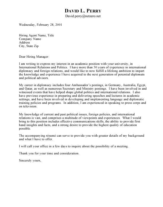 The 25+ best Good cover letter ideas on Pinterest Perfect cover - sample statement of interest