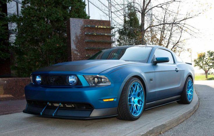 2012 Mustang GT Bosch Iridium Edition