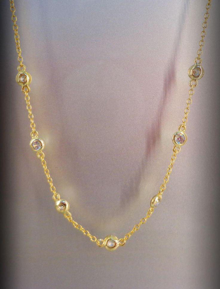 Precioso colgante de Plata Sterling 925 con baño de Oro de18K, ideal para ti!!! #joyeria #colgante #jewelry #plata #bañodeoro
