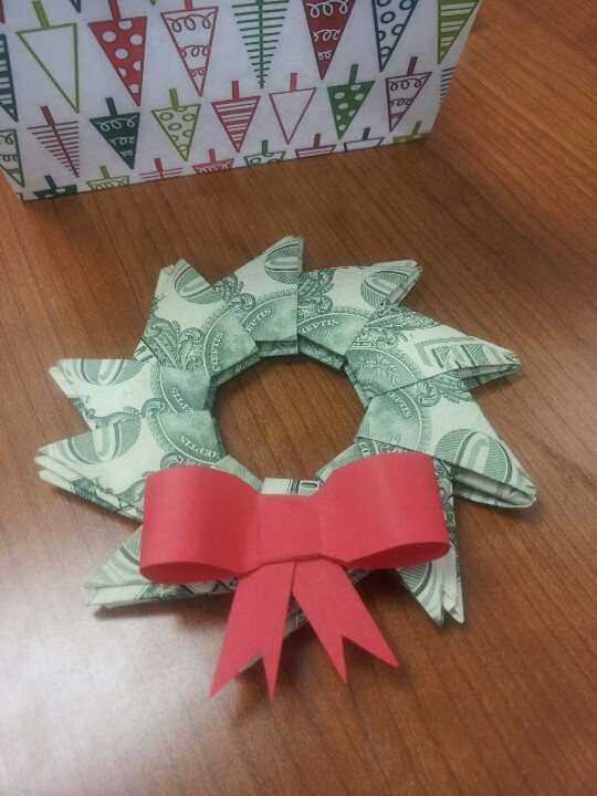 How To Make An Origami Lotus Flower Out Of Dollar Bills