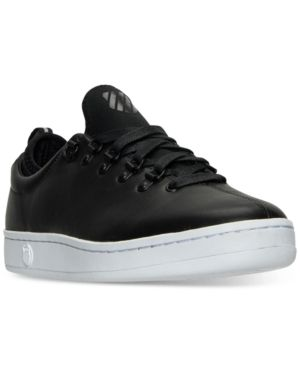 K-Swiss Men's The Classic 88 Sport Casual Sneakers from Finish Line - Black 10.5