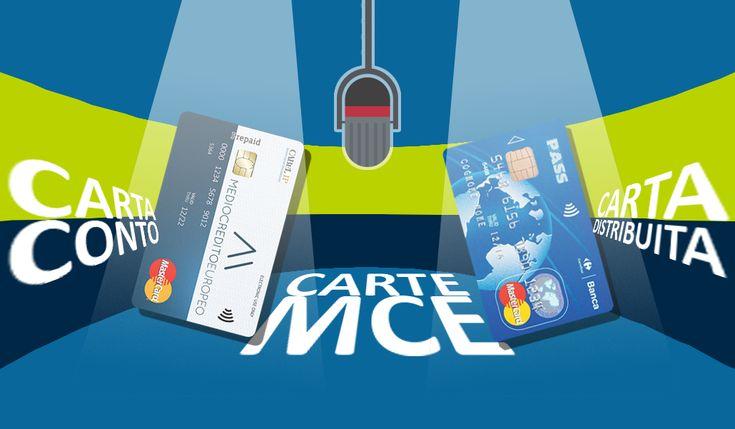Carte MCE: Carta Conto e Carta Pass Carrefour si presentan, Credito xte