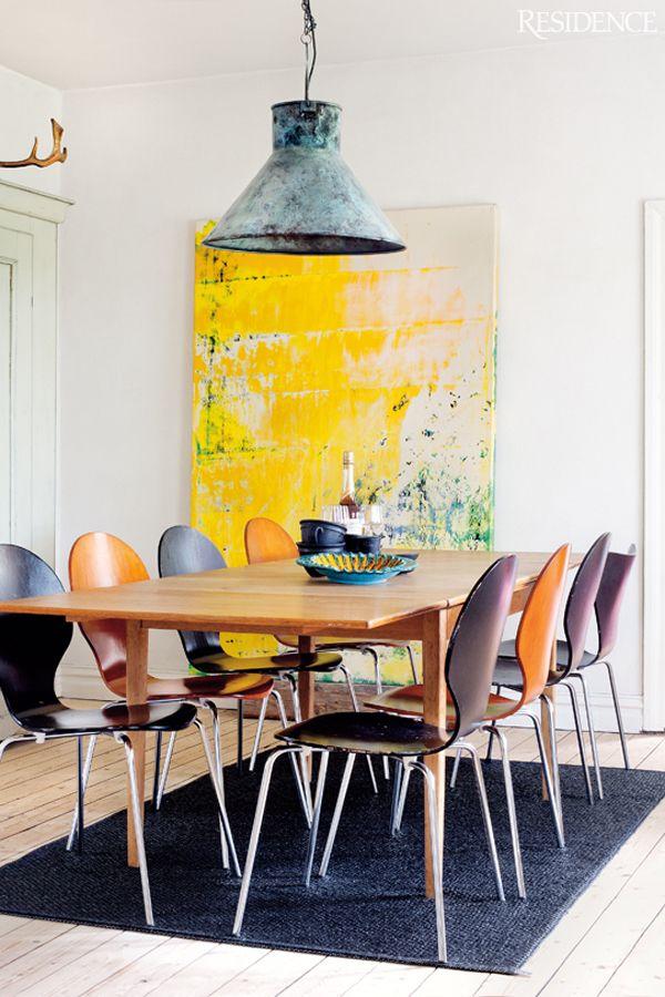 Meer dan 1000 idee n over woonkamer kunstwerk op pinterest woonkamerdesign woonkamerhoeken en - Kamer schilderij ...