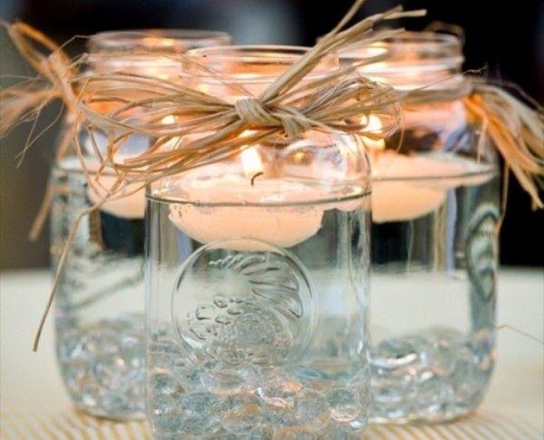 Mason Jar Decorations & DIY Ideas   Occasions® - Weddings, Parties, Mitzvahs, Entertaining & All Celebrations