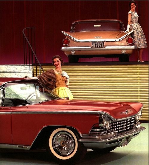 17 Best Images About 1959 Buick 1960 Chevrolet On