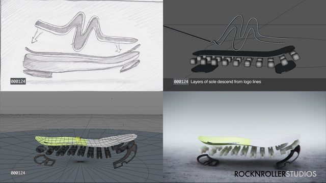 See the final commercial here https://vimeo.com/61184067  Motion Design / 3D Animation / Post Production : RocknRoller Studios Director : Paul Clements 3D Modeling / Texturing: Joe Myers  -------------------------------------------------  Follow at : twitter.com/rocknrollertv Website : www.rocknroller.tv  -------------------------------------------------  Thanks for watching :)