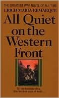 All Quiet on the Western Front: Erich Maria, Front Remarque, Book Worth, Westerns Front Wars, Front Wars Novels, Maria Remarque, Favorite Book, Book Reading, The Originals