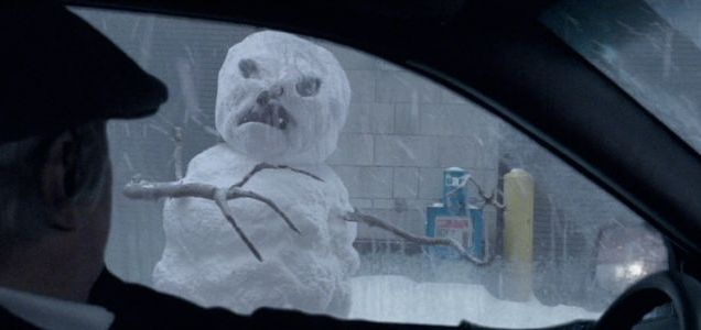 """Read more: https://www.luerzersarchive.com/en/magazine/commercial-detail/nissan-rouge-54399.html Nissan Rouge Nissan Rogue: """"Winter Warrior""""# It is not only the winter that is troubling the people in this city – but also the aggressive snowmen. Things are getting a little hairy for some people whose cars are stuck in the snow – yet help is at hand in the shape of a Nissan Rogue. Tags: Nissan,TBWA\Worldwide, New York,Mark Zibert,Sons & Daughters,Rodger Eyre,Susie  Lee,Susie Lee,Jonah  Flynn"""
