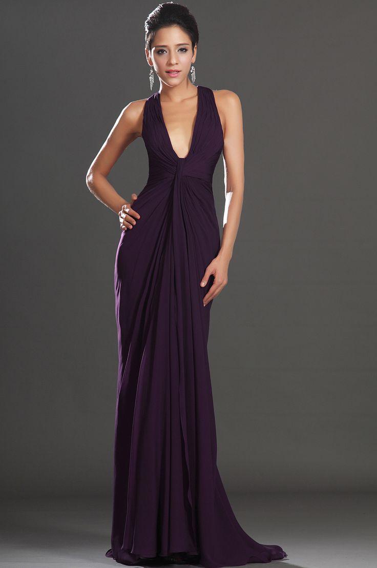Plum Evening Dresses