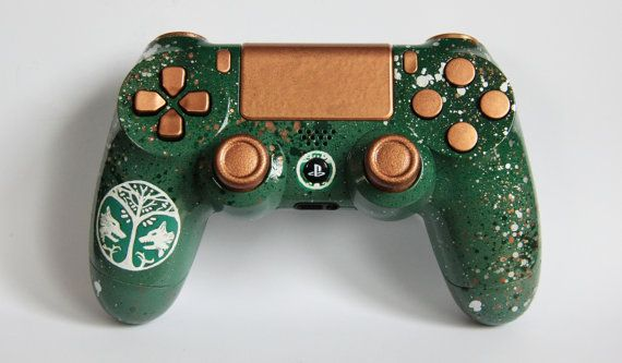 Custom Destiny Iron Banner Playstation 4 by DevidedPursuits