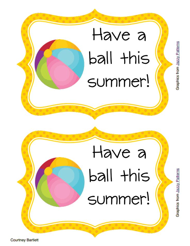 picture relating to Have a Ball This Summer Printable identified as Include a ball this summertime!.pdf - Google Inspiration for may well